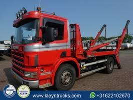 containersysteem vrachtwagen Scania P94-260 2001