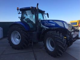 standaard tractor landbouw New Holland T7-230 AC BLEU-POWER LIKE NEW 2017