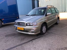 mpv auto Kia Joice 2.0i 16V 7-SEATER WITH AIRCONDITION AND MANUAL GEARBOX 2002