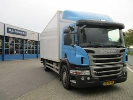 bakwagen vrachtwagen > 7.5 t Scania P230 B 4X2 2012