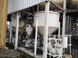 Asfaltmenginstallatie Benninghoven Granulate dosing system 2008