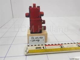 hydraulisch systeem equipment onderdeel Liebherr Asblokkering ventiel