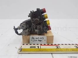 hydraulisch systeem equipment onderdeel Liebherr Stempelventiel HAWE