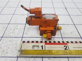hydraulisch systeem equipment onderdeel Krupp 4/2 ventiel 70 GMT