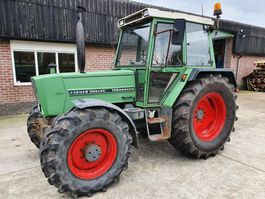 standaard tractor landbouw Fendt 305 LSA 40Km (Marge!) 1988