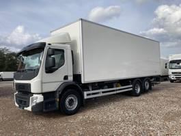bakwagen vrachtwagen > 7.5 t Volvo FE 26.320 6X2*4 Lenk-Lift - 2 X Wechselkoffer LBW 2016