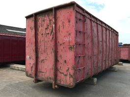 open top zeecontainer Vernooy OPENCONTAINER 8460