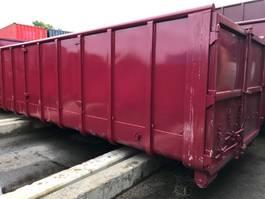 open top zeecontainer Vernooy CONTAINER NIEUW 8492