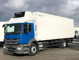 koelwagen vrachtwagen Mercedes-Benz AXOR 1824 L / E 5 / LBW / Tiefkühler / Carrier 2011