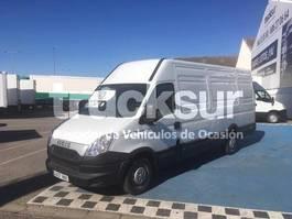 bakwagen bedrijfswagen < 7.5 t Iveco 35 S13 15 M3 2013