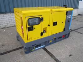 generator Atlas Copco QAS 14 - Kubota - 14kVA 2020