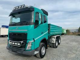 kipper vrachtwagen > 7.5 t Volvo FH 500 6x4 Schwarzmüller Bordmatik