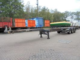 container chassis oplegger D-TEC FT-43-03V 2008
