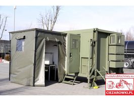 kantoor woonunit container ARMPOL / Military container body / UNUSED 2020