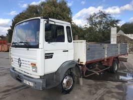 platform vrachtwagen Renault S100 **PLATEAU-LAMES** 1988