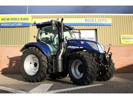 standaard tractor landbouw New Holland T6.155 DCT 2018