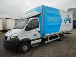 huifzeil vrachtwagen Renault Mascott DXI 130.65 2008