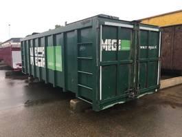 open top zeecontainer Vernooy OPEN CONTAINER MET SCHUIF 8487