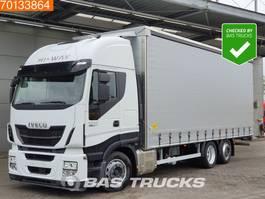 bakwagen vrachtwagen > 7.5 t Iveco Stralis 440 AS440S46 Hi-Way 6X2 Intarder ACC Euro 6 2020