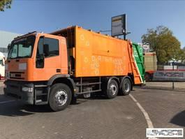 vuilniswagen vrachtwagen Iveco MT190E27 Manual - Garbage - Refuse - Mech pump 1996