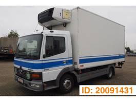 koelwagen vrachtwagen Mercedes-Benz Atego 815 2004