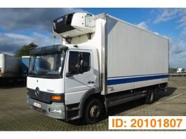 koelwagen vrachtwagen Mercedes-Benz Atego 1218 2004