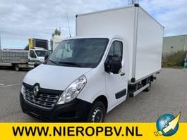bakwagen bedrijfswagen < 7.5 t Renault Master bakwagen laadklep airco 10000 km 2019