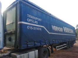 chassis oplegger Renders ROC12.27 , 3Axle Mercedes , Disc Brakes , Air susension 1999