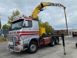 standaard trekker Volvo FH 12-460 6X2 MANUAL EURO 2 + EFFER 460 6S + JIB MET REMOTE 2000