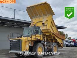 wieldumper Caterpillar HD405 -7 German Truck - Good tyres 2006