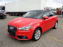 hatchback auto Audi A1 + Manual + Navi + Airco 2013