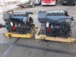 motor equipment Deutz 2x F 4L  914