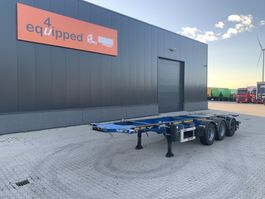 container chassis oplegger LAG 20FT/30FT, BPW, ADR (EXII, EXIII, FL, OX, AT), NL-CHASSIS 2007