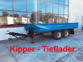 kipper vrachtwagen > 7.5 t Müller-Mitteltal KA-TA-T  13,5 t Tandemkipper- Tieflader 2014
