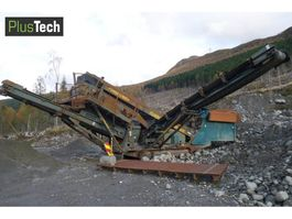 breker Powerscreen Chieftain Turbo 1400 1996