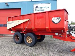 kipper vrachtwagen > 7.5 t Beco Super 1000 1999