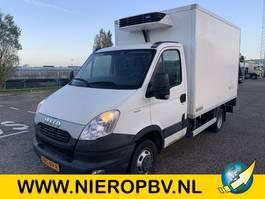 koelwagen bakwagen Iveco Daily 35C13 koel-vries bak vries -20 dag en nacht 2013