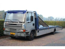 autotransporter vrachtwagen DAF 45 -150 TURBO 92000 KM AUTOTRANSPORTER AE45CE 1996