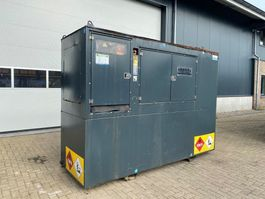 generator Volvo TAD 751 GE Greenpower 165 kVA XXL tank Supersilent generatorset 2014