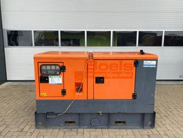 generator Atlas Copco QAS 40 Kubota Stamford 40 kVA Supersilent Rental generatorset 2008