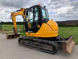 rupsgraafmachine JCB 8085eco Midi Excavator 2013