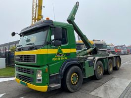 containersysteem vrachtwagen Terberg FM 1850 -T 8X4 EURO 5 + HYVALIFT 30 62S - 2012 2007