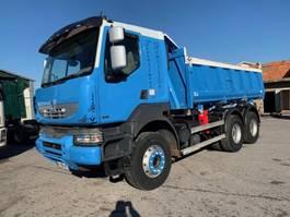 kipper vrachtwagen > 7.5 t Renault Kerax 2007