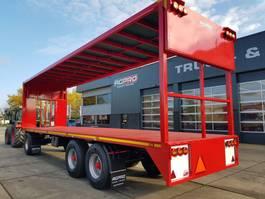 overige vrachtwagen aanhangers agpro 3 as hefdak 2020