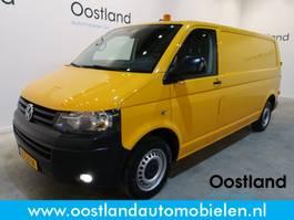 gesloten bestelwagen Volkswagen Transporter 2.0 TDI L2H1 / Airco / Cruise Control / Trekhaak 2014