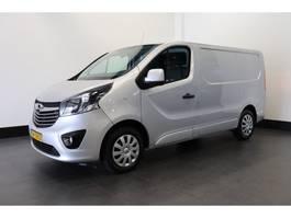 gesloten bestelwagen Opel Vivaro 1.6 CDTI - Airco - Navi - Cruise - € 9.950,- Ex. 2015