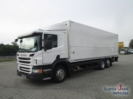 overige vrachtwagens Scania P320 DB6x2*4MNB 2015