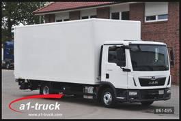 bakwagen bedrijfswagen < 7.5 t MAN TGL 8.190 BL, 3 Sitze, LGS 2018