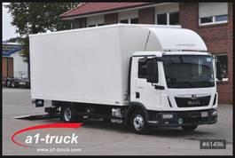 bakwagen bedrijfswagen < 7.5 t MAN TGL 8.180 BL, 3 Sitze, AHK ACC 2017