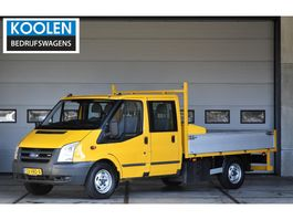 chassis cabine bedrijfswagen Ford Transit 330L 2.4 TDCI DC Dubbele Cabine 2006